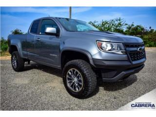Chevrolet, Colorado 2020, Corvette Puerto Rico
