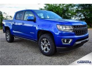Chevrolet, Colorado 2020  Puerto Rico