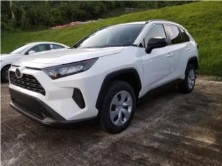 Toyota, Rav4 2021, Sienna Puerto Rico