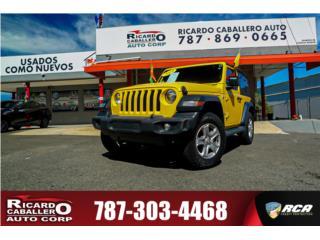 RICARDO CABALLERO AUTO CORP. Puerto Rico