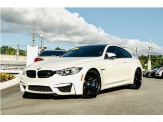 BMW Puerto Rico BMW, BMW M-4 2017