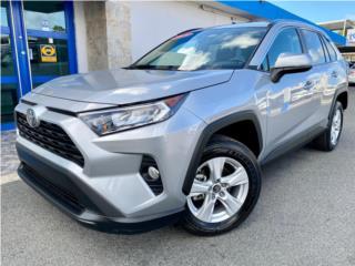 RAV 4 XLE 2021  COLORES DISPONIBLES  , Toyota Puerto Rico