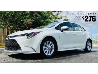 Corolla Híbrido Economia Luiquidacion $25600 , Toyota Puerto Rico
