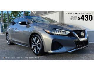 Nissan Puerto Rico Nissan, Maxima 2020
