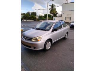 Toyota Puerto Rico Toyota, Echo 2005