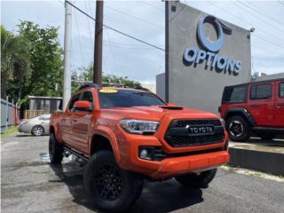 TACOMA OFFROAD 4x4 NEW AZUL , Toyota Puerto Rico