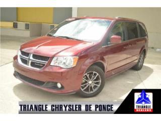 Dodge, Grand Caravan 2017, Challenger Puerto Rico