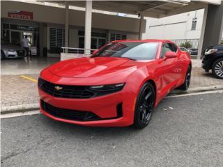 Chevrolet Puerto Rico Chevrolet, Camaro 2020