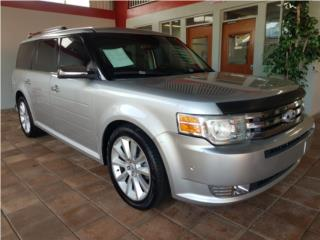 Ford Puerto Rico Ford, Flex 2012