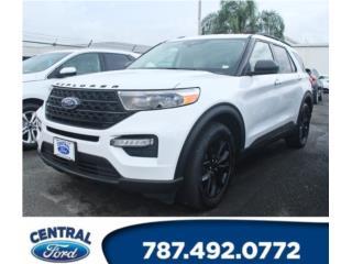 Ford, Explorer 2020, Mustang Puerto Rico