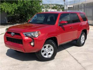 Toyota Puerto Rico Toyota, 4Runner 2014