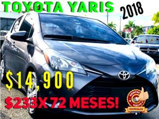 Toyota Yaris L 2020 , Toyota Puerto Rico