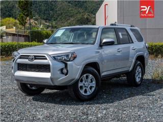 4RUNNER 2019*3 FILAS DE ASIENTOS*AROS*CAMARA* , Toyota Puerto Rico