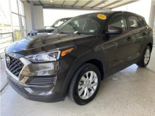 Hyundai, Tucson 2020, Chevrolet Puerto Rico