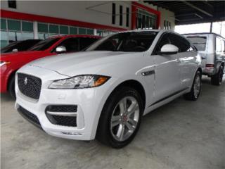 Jaguar, F-PACE 2017  Puerto Rico
