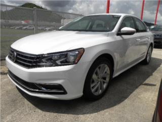Volkswagen Puerto Rico Volkswagen, Passat 2018