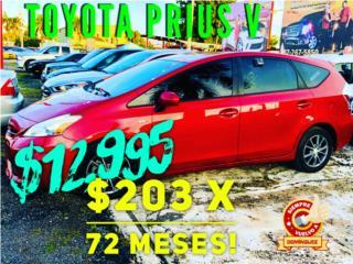 Toyota Corolla Hatchback , Toyota Puerto Rico