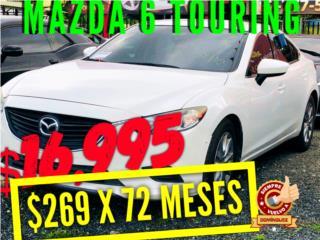 Mazda, Mazda 6 2016, Mazda 2 Puerto Rico