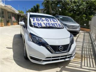 Nissan Puerto Rico Nissan, Versa Note 2018