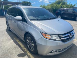 Honda, Odyssey 2016  Puerto Rico