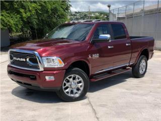 RAM Puerto Rico RAM, 2500 2017
