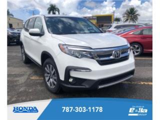 Honda Puerto Rico Honda, Pilot 2020