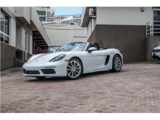 Porsche, Boxster 2019, Cayenne Puerto Rico