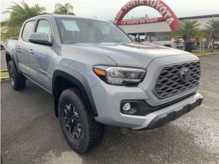 TRD ESTRIBOS RACKS BLANCA PERLA  NEW 21 , Toyota Puerto Rico