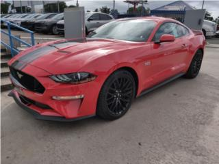 Ford, Mustang 2020, Ranger Puerto Rico