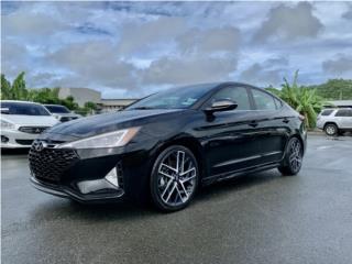 Hyundai Puerto Rico Hyundai, Elantra 2019