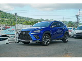 F Sport/Garantía/Importada/Sensores/CarFax  , Lexus Puerto Rico
