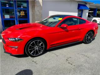 Mustang GT Performance Pacage 2019 , Ford Puerto Rico