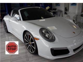 Porsche, Porsche 911 2017, Cayenne Puerto Rico