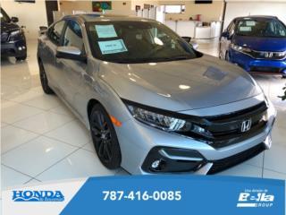 Honda, Civic 2020  Puerto Rico