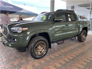 Toyota Puerto Rico Toyota, Tacoma 2021