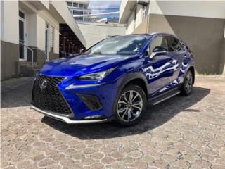 Lexus, Lexux NX 2018  Puerto Rico