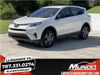 Toyota Puerto Rico Toyota, Rav4 2018