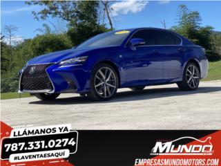 Lexus Puerto Rico Lexus, Lexus GS 2020