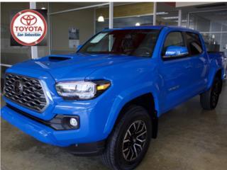 TACOMA 4x4  2021 NEW ESTRIBOS , RACKS INCL , Toyota Puerto Rico