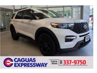 FORD EXPLORER LIMITED 2019  , Ford Puerto Rico