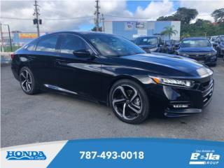 Honda Puerto Rico Honda, Accord 2018