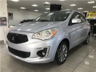 MIRAGE 2020 DESDE $199 MENSUAL! $0 PRONTO!!!! , Mitsubishi Puerto Rico
