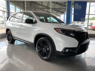Honda Puerto Rico Honda, Passport 2021
