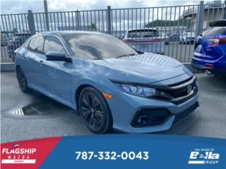 Honda, Civic 2017, Pilot Puerto Rico