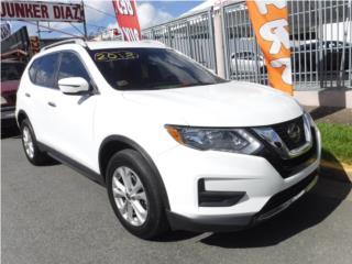 Nissan Rogue 2018 Blanca , Nissan Puerto Rico