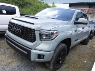 Toyota Puerto Rico Toyota, Tundra 2021