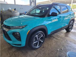 Chevrolet, Trailblazer 2021, Corvette Puerto Rico