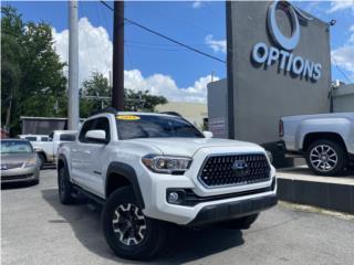 2021 TOYOTA TACOMA TRD SPORT 4X2 -  TAN , Toyota Puerto Rico
