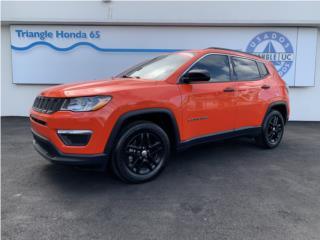 Jeep, Compass 2019, Compass Puerto Rico