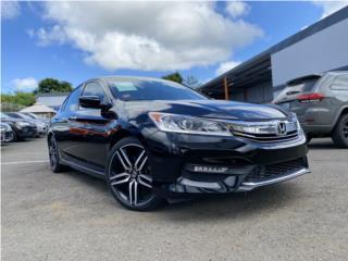 Honda, Accord 2017  Puerto Rico